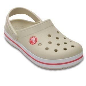 Crocs Crocband M5/W7 stuccon/melon